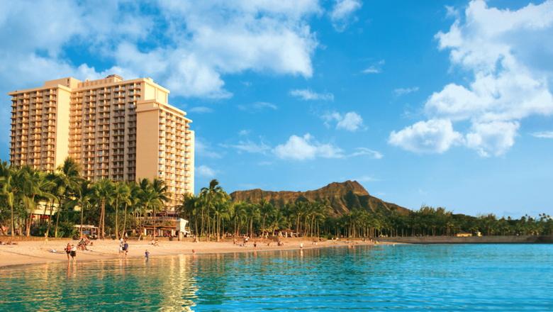 Aston Waikiki Beach Hotel in Honolulu, Hawaii