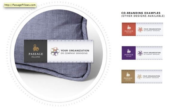 Passage Pillows New Private Label Collection - Sample Private Labels
