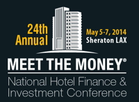 Advertisement for the Meet the Money® 2014 Conference