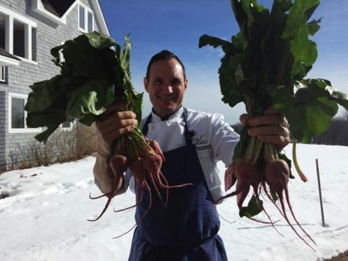 Sea Glass Chef Mitchell Kaldrovich