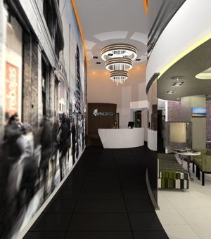 Hotel Indigo Madrid – Gran Via - Reception
