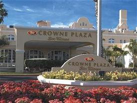 Crowne Plaza San Marcos Golf Resort by HRIL
