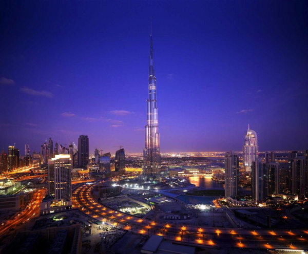 Burj Dubai by Emaar Properties
