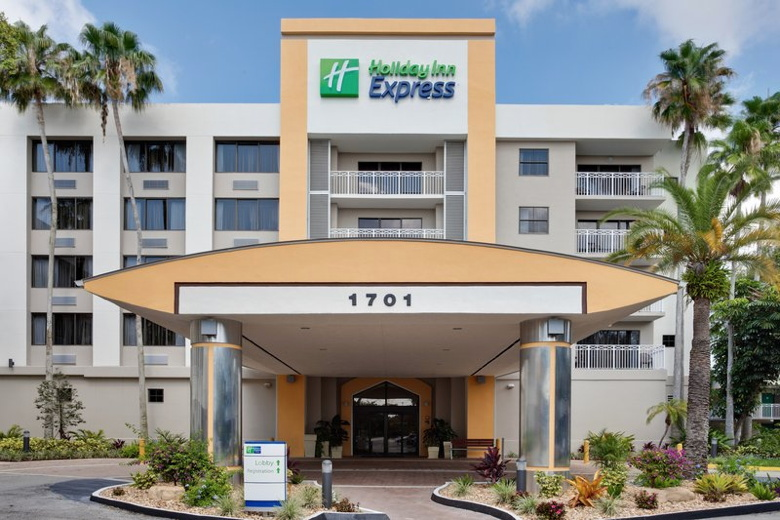 Holiday Inn Express Hotel & Suites Plantation Florida
