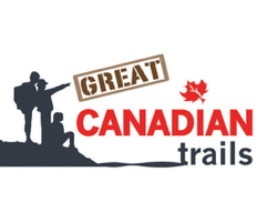 Great Canadian Trails Logo