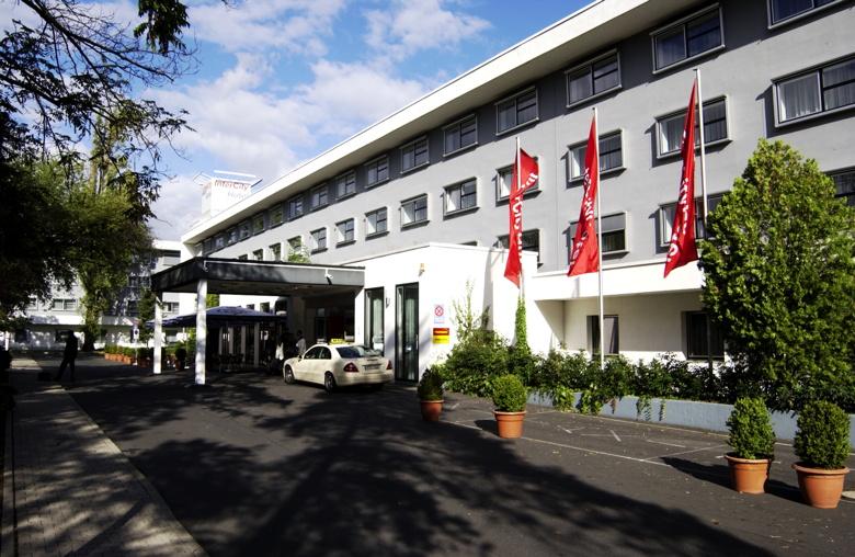 InterCityHotel Frankfurt Airport