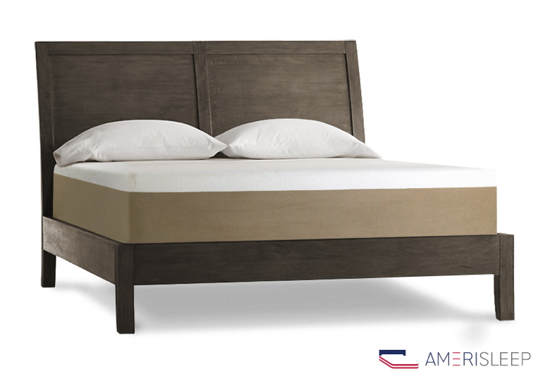 Picture of an Amerisleep bed