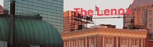 Lenox Hotel in Boston