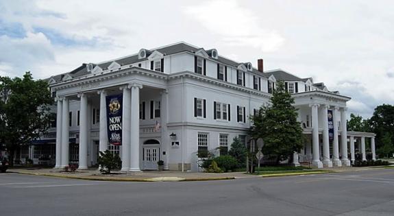Boone Tavern Hotel, Berea, Kentucky