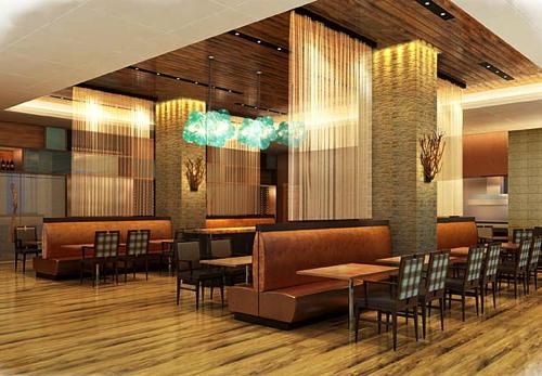 Tiller's Kitchen & Bar at the Denver Marriott Westminster