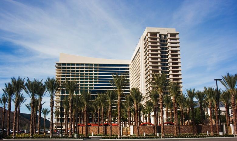 The Resort Tower North at Harrah�s Resort Southern California
