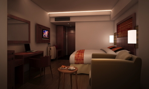 BEST WESTERN PLUS Makassar Beach Guest Room