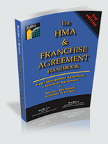 Cover from the Hotel Management Agreement & Franchise Agreement Handbook 3rd edition