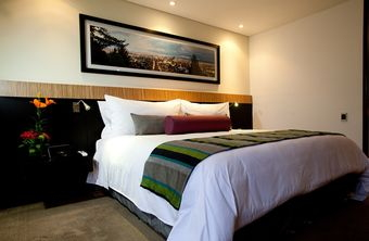 Park Inn by Radisson Bogota - Guest Room
