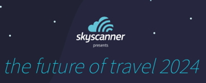 Image from Skyscanner's The Future of Travel 2024 report