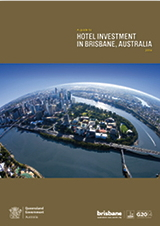 Report cover: 2014 Guide to Hotel Investment in Brisbane, Australia