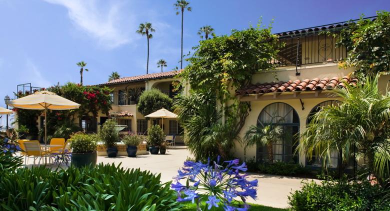 Hotel Oceana Garden View