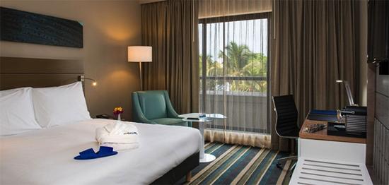 Radisson Blu Mammy Yoko Hotel Freetown Guest Room