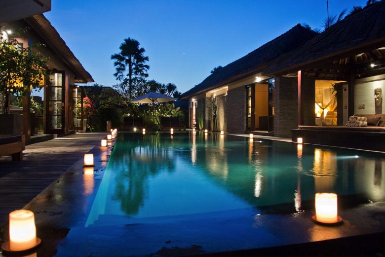 Peppers Sentosa Seminyak in Bali
