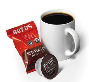 Boyd's Coffee Single-Cup Coffees