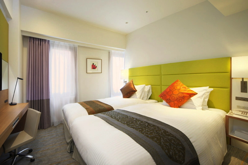 Holiday Inn ANA Sapporo Susukino Guestroom