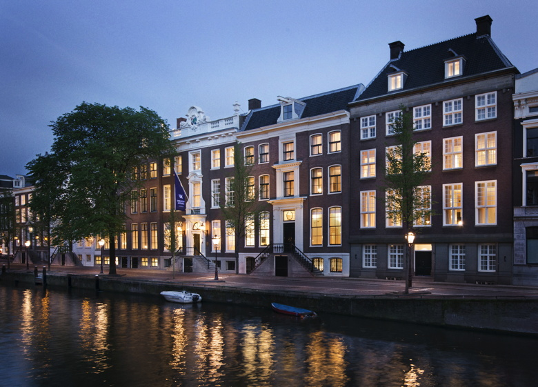 Waldorf Astoria Amsterdam Exterior Photo