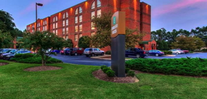 Embassy Suites in Williamsburg, Va.