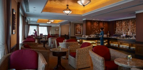 Sule Shangri-La, Yangon - Lounge