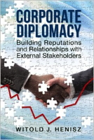 Cover for Corporate Diplomacy: Building Reputations and Relationships with External Stakeholders