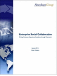 Report Cover - Driving Customer Experience Excellence through Teamwork