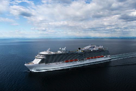 Princess Cruises' new ship, Regal Princess, officially joins fleet.