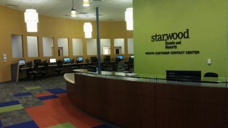 Starwood Hotels & Resorts Witchita Customer Contact Center