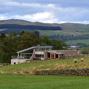 Three Glens House in Dumfriesshire, Scotland