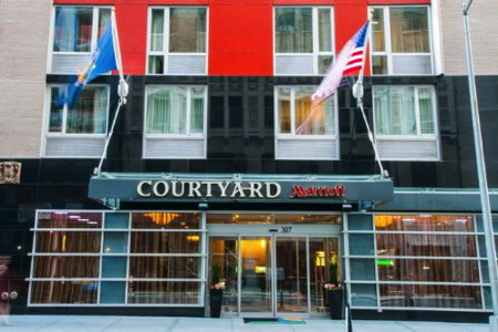 Courtyard Times Square West Hotel