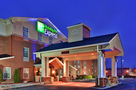 Holiday Inn Express and Suites Roseville