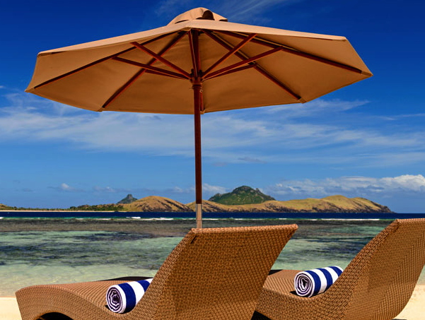 Sheraton Resort & Spa Tokoriki Island in Fiji