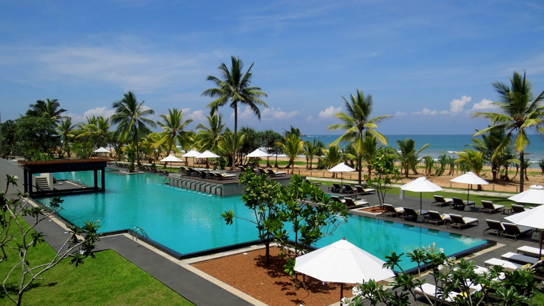 Centara Ceysands Resort & Spa in Sri Lanka