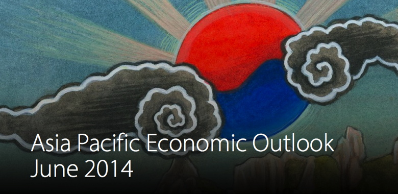 Image from Deloitte June 2014 Asia Pacific Economic Outlook