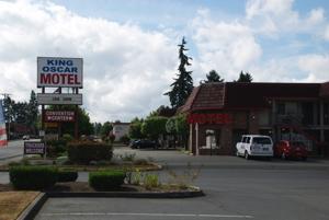 King Oscar Motel & Conference Center in Tacoma, WA