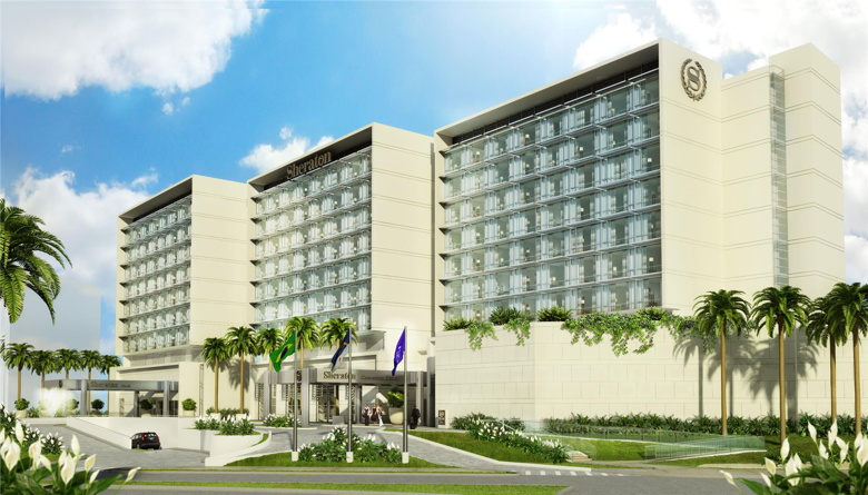 Rendering - Sheraton Reserva do Paiva Hotel and Convention Center