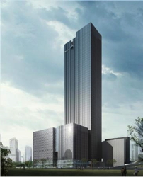 Rendering of The Westin Chongqing Liberation Square