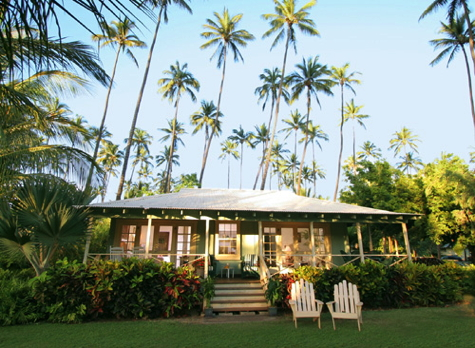 Waimea Plantation Cottage in Hawaii