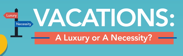 Infographic - Vacations: A Luxury or A Necessity?