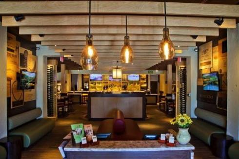 New Olive Garden Restaurant Design