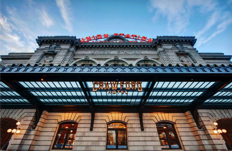 The Crawford Hotel at Denver Union Station