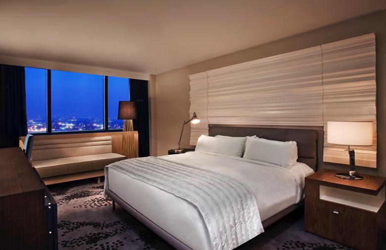 Le M�ridien New Orleans Guest Room