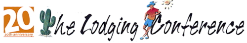 20th Annual Lodging Conference Logo