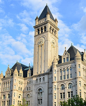 Old Post Office in Washington, D.C.