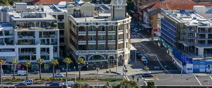 Hotel Bondi in Sydney