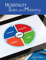 Cover from Hospitality Sales and Marketing by James R. Abbey, Ph.D., CHA